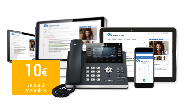 ALLOcloud Business Telephony