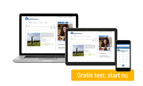 ALLOcloud WebMeeting Gratis Demo