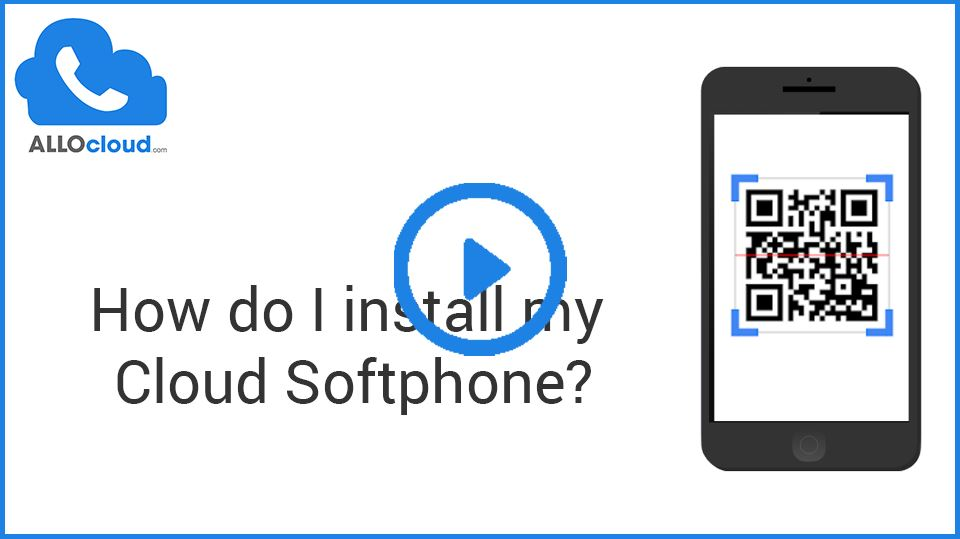 Cloud Softphone ALLOcloud emailing video
