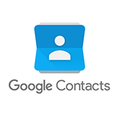 Integrations Google Contact Synchronization ALLOcloud