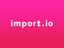 import.io Integration ALLOcloud