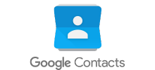 Google Contacts Integration ALLOcloud